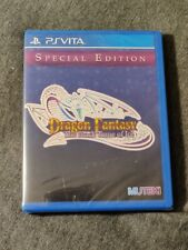 Dragon Fantasy The Black Tome Of Ice Ps4, Playstation 4, Limited Run