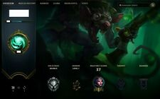 """LEAGUE OF LEGENDS """"GUIDE"""" BY SMURF VICTORIOUS RARE SKINS and ICONS"""