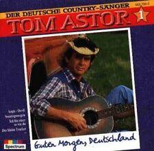 Tom Astor Der deutsche Country-Sänger 1-Guten Morgen Deutschland (compila.. [CD]