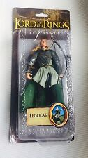 LORD OF THE RINGS: LEGOLAS - ARROW ACTION - TOYBIZ - BOXED - FACTORY SEALED