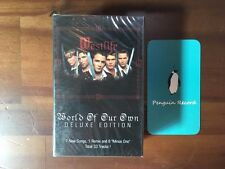 Westlife - World Of Our Own Deluxe Edition CASSETTE TAPE KOREA EDITION SEALED