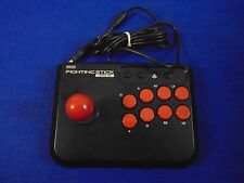 ps3 HORI FIGHTING STICK MINI 3 Black Fight Stick Playstation ps1 ps2 ps3