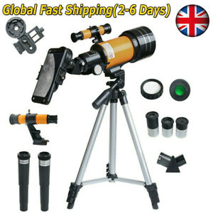 ✅UK Pro Astronomical Telescope Night Vision With Space Star Moon HD Viewing Gift