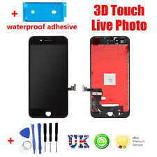 ✅ 3D Touch ✅ For iPhone 8 Plus LCD Screen Digitizer Assembly Replacement Black