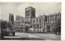 Yorkshire Postcard - York Minster from South East - Ref DR835