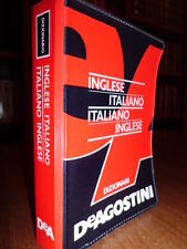 Dizionario Inglese-Italiano  Italiano-Inglese  A. Rizzo - Galassi Bertoni 1998