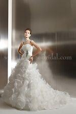 Jasmine Bridal Gown Ivory size10 StyleT483
