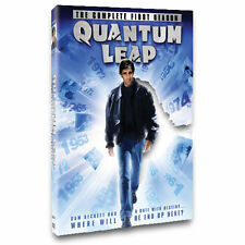 Quantum Leap: Scott Bakula Tv Series Complete Season 1 Boxed / Dvd Set New!