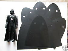 VINTAGE STYLE DARTH VADER CAPE L@@K BARGAIN COMPLETE YOUR ACTION FIGURE KENNER