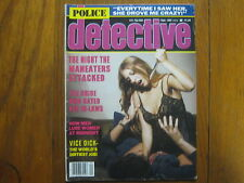 "September,  1983  ""Police  Detective""   Magazine (JACK THE RIPPER)"