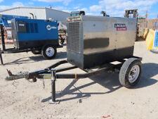 New listing 2013 Lincoln Vantage 400 Diesel Towable Welder Generator Perkins -Parts/Repair