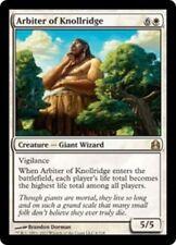 4X Arbiter of Knollridge - LP - Original Commander MTG Magic Cards White Rare