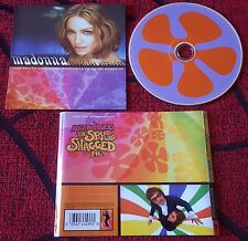 MADONNA ** Beautiful Stranger ** VERY SCARCE 1999 Mexican CD Single