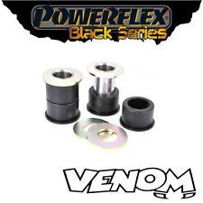 Powerflex nero Anteriore Braccio Oscillante Inferiore Anteriore cespugli ALFA ROMEO 145 PFF1-801BLK