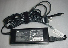 Lot 10: Genuine HP 120W AC Adapter: 18.5V/19.5V,  NC6320 NC6400 NX8420, mixed