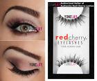 Lot 6 Pairs GENUINE RED CHERRY DW Demi Wispies Human Hair False Eyelashes Wispy