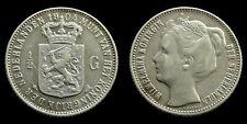 Netherlands - 1/2 Gulden 1904