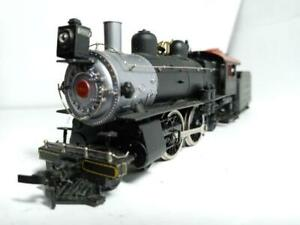 Mantua #336-020 HO DC  Atlantic. 4-4-2, Steam Locomotive, PRR #7002, used