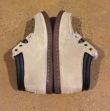 DVS Hunt Tan Suede Size 6.5 Chukka Boat Deck BMX Skate Shoes Sneakers
