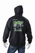 Mens 4XL Arctic Cat Garage Full Zip Up Hoody Sweat Shirt