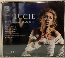 Donizetti LUCIE DE LAMMERMOOR CD