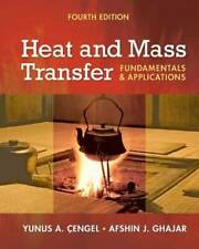 Heat and Mass Transfer: Fundamentals & Applications - Hardcover - GOOD