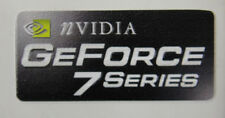 nVidia GEFORCE GTX 7 Series Sticker Logo Decal for laptop/desktop- Embossed