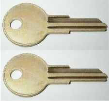 (2)Anderson Hickey Office Furniture File Cabinet Keys Pre Cut SCL001-SCL853