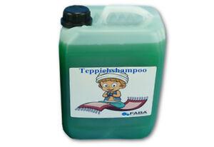 10 L Teppichshampoo Teppich Reiniger Spezial