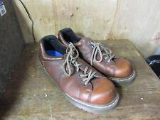 Dr. Martens Men's Low Cut Work Street Boot US Size 13 *Low Price*  w Dr Scholls