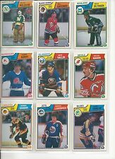 Lot of 20 Different 83-84 OPC O-Pee-Chee Cards **U-Pick** Complete Your Set