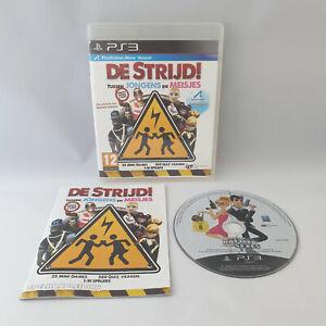 Playstation 3 PS3 De Strijd Tussen Jongens Meisjes Ultimate Battle of the Sexes
