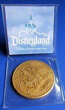 "Disneyland 2008 Commemorative Coin ""Year of a Million Dreams"" NIP Disney Castle"