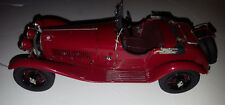 CMC 1/18 Alfa Romeo 6C 1750 GS Gran Sport 1930 w/ Red Zagato Body M-138 Limited