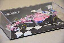 Minichamps 417180011 - Force India Mercedes VJM11 GP Chine 2018 Perez 1/43