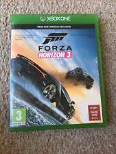 Forza: Horizon 3 (Microsoft Xbox One, 2016)