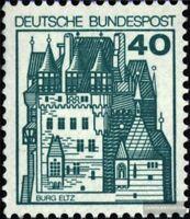 BRD (BR.Deutschland) 915A I R mit Zählnummer postfrisch 1977 Burgen und Schlösse
