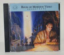 Libro de Mormón banda sonora de vídeo (cd)