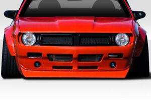 95-98 Fits Nissan 240SX RBS V2 Duraflex Wide Front Body Kit Bumper!!! 113841