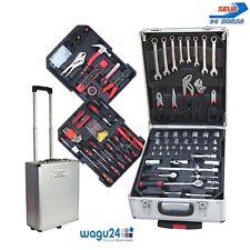 Conjunto herramientas maletin maleta trolley herramienta martillo alicates