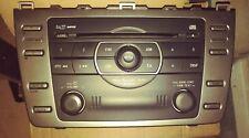 Autoradio di serie MAZDA 6 dal 2008 GS1F669RXA 6CD Changer MP3 Lettore CD Radio