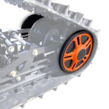 "Arctic Cat 7.12"" Orange Rear 4 Wheel Kit, 2012-2018 ZR/F, 128""-129"", 6639-619"