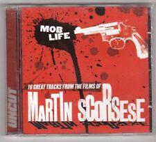 (GX347) Mob Life, Martin Scorsese, 16 tracks various artists - 2004 Uncut CD