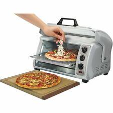 Hamilton Beach - 6-Slice Toaster Oven - Silver