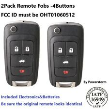 Keyless Entry Remotes Fobs For Gmc Terrain For Sale Ebay