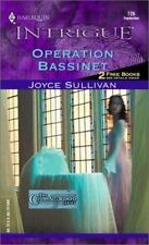 Operation Bassinet Harlequin Intrigue No. 726 The Collingwood Heirs series