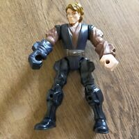"Disney Hasbro - Star Wars Action Figure Anakin Skywalker - 6"" Hero Masher"