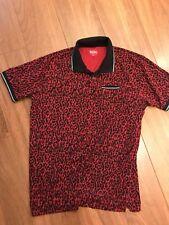 Supreme Estampado de Leopardo Camiseta