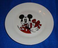 Walt Disney Mickey Mouse Hickory Farms Plate