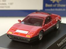 BOS Ferrari 512 BB, rot - 87535 - 1:87